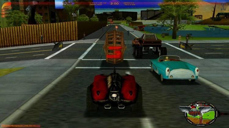 Carmageddon TDR 2000 Carmageddon 3 TDR 2000 GAMEPLAY by GSTG PC YouTube