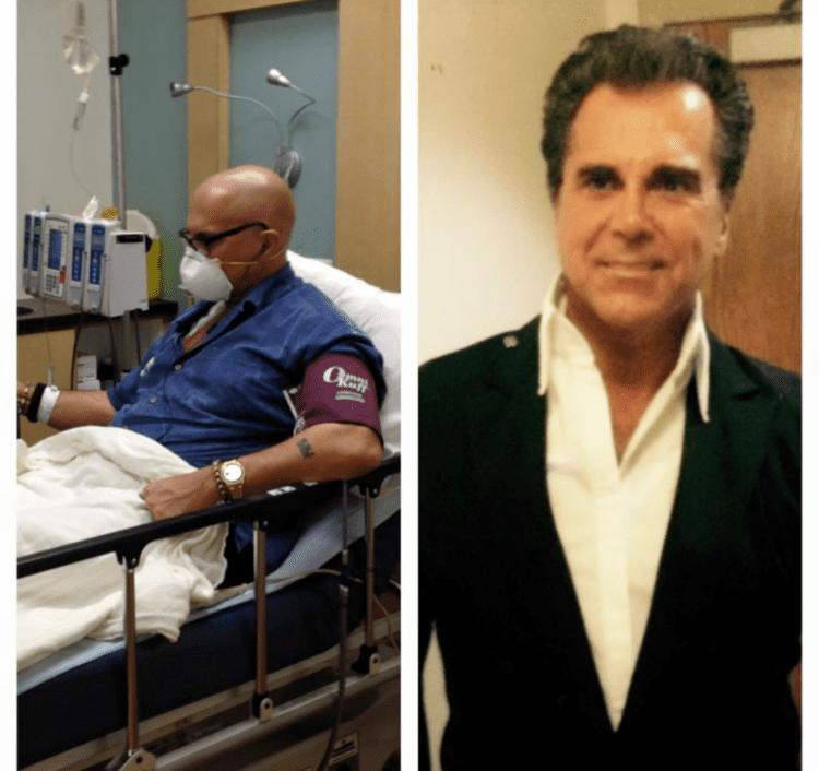 Carman (singer) Christian singer Carman shares testimony of cancer victory