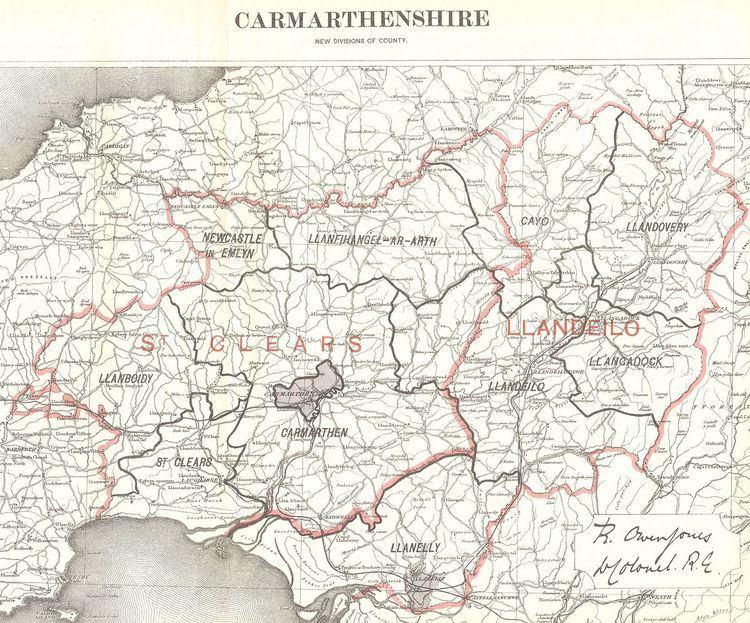 Carmarthen (UK Parliament constituency)