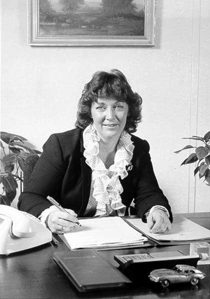 Carmel Holmes LINC Tasmania Photograph Carmel Holmes Liberal candidate for
