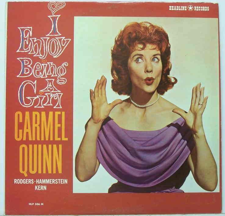 Carmel Quinn Carmel Quinn Records LPs Vinyl and CDs MusicStack