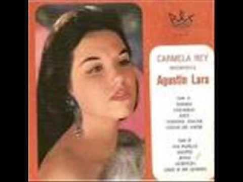 Carmela Rey CARMELA REY BESAR YouTube