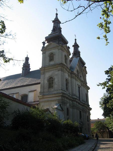 Carmelite Church, Lviv