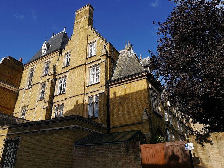 Carmelite Priory, London