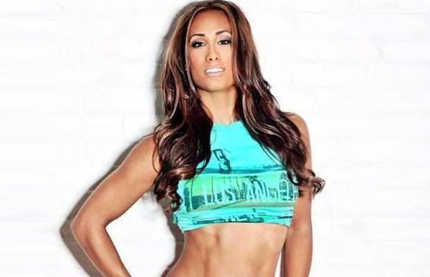 Carmella (wrestler) Carmella on Pinterest Wwe Divas and Wrestling