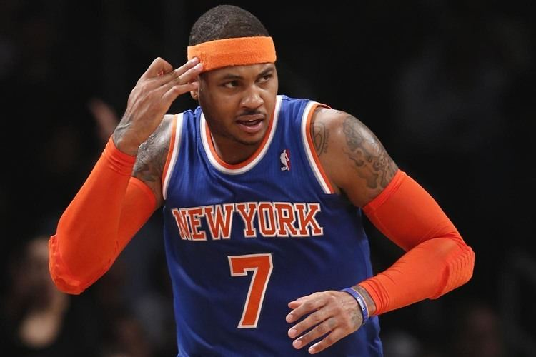 Carmelo Anthony Carmelo Anthony The Most Underrated Player In The NBA