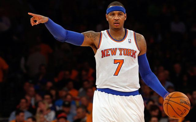 Carmelo Anthony Case can be made for Knicks trading Carmelo Anthony but