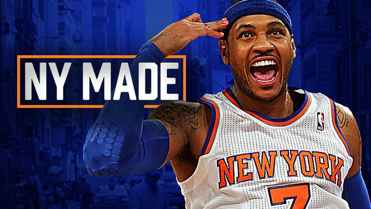 Carmelo Anthony Knicks ReSign Carmelo Anthony New York Knicks
