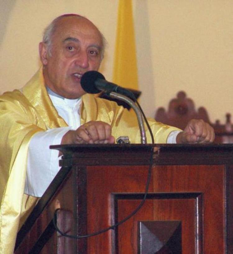 Carmelo Giaquinta El Vaticano acept la renuncia de monseor Carmelo Giaquinta