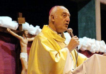 Carmelo Giaquinta A los 81 aos muri monseor Carmelo Giaquinta