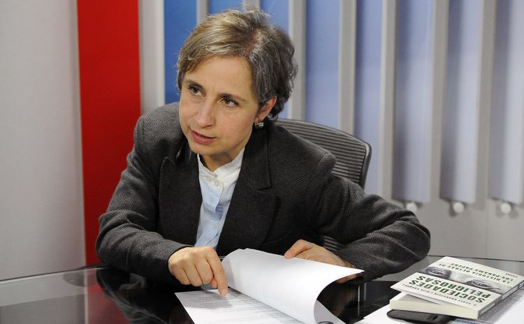 Carmen Aristegui Mexican Journalist Carmen Aristegui Slams Government Spyware