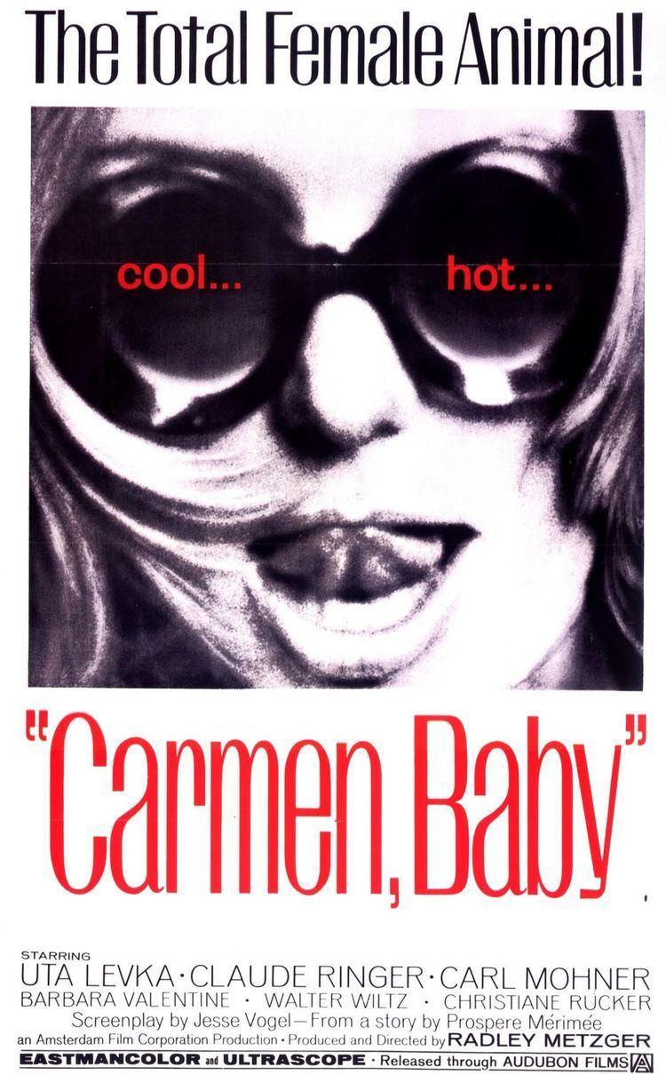 Carmen, Baby Carmen Baby Extra Large Movie Poster Image IMP Awards