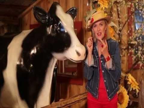 Carmen Campagne Carmen Campagne La vache l39cole YouTube
