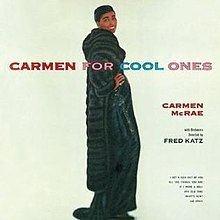 Carmen for Cool Ones httpsuploadwikimediaorgwikipediaenthumb2