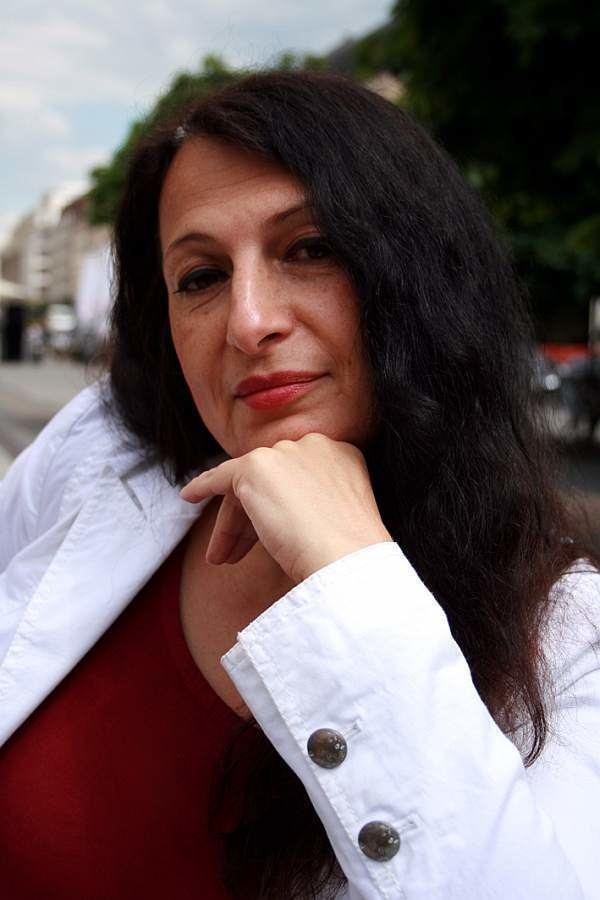 Carmen-Francesca Banciu CarmenFrancesca Banciu Interviu realizat de Iulia