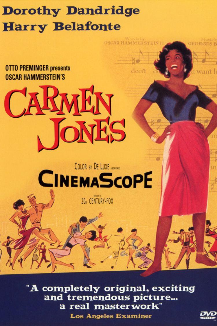 Carmen Jones (film) wwwgstaticcomtvthumbdvdboxart3425p3425dv8
