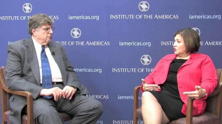 Carmen Lomellin Ambassador Carmen Lomellin Cooperating with Latin America What it