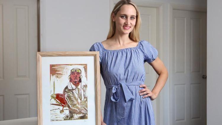 Carmen Marton At home with taekwondo athlete Carmen Marton Daily Telegraph