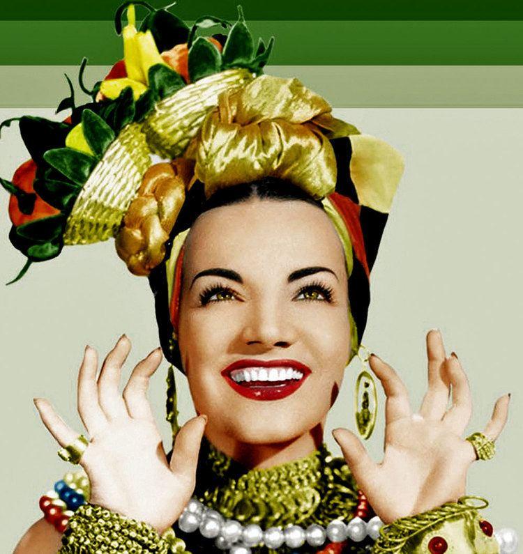 Carmen Miranda An Interview With Carmen Miranda 1952 Past Daily Pop
