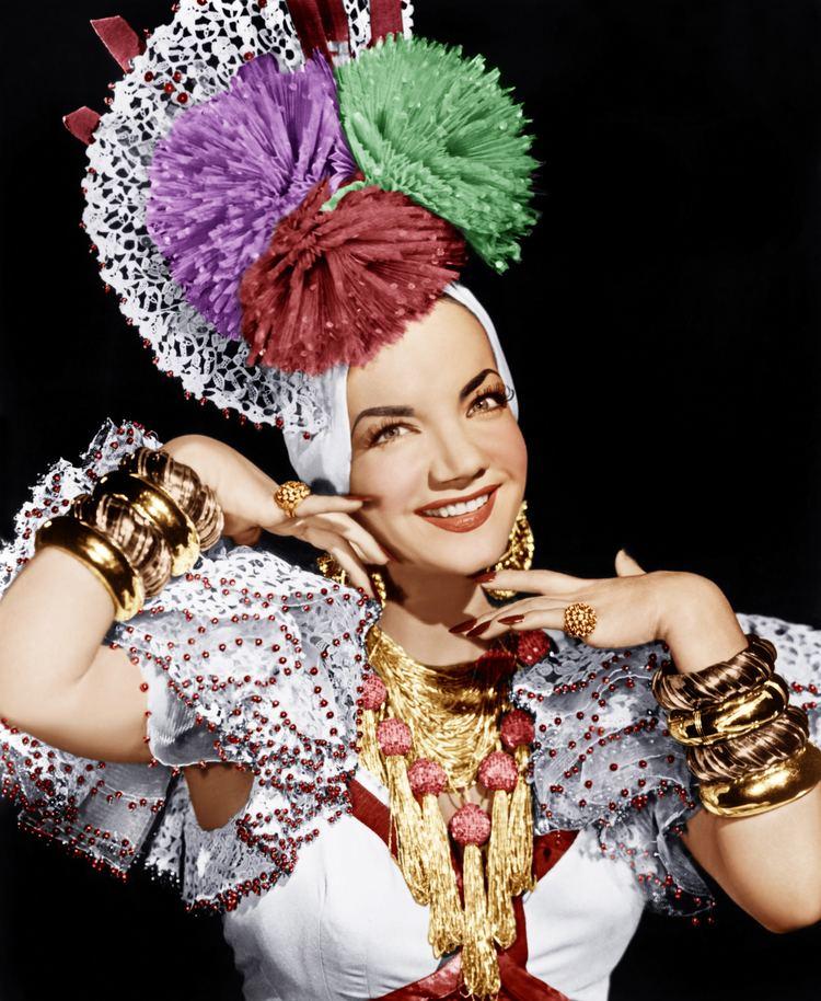 Carmen Miranda Carmen MirandaAnnex