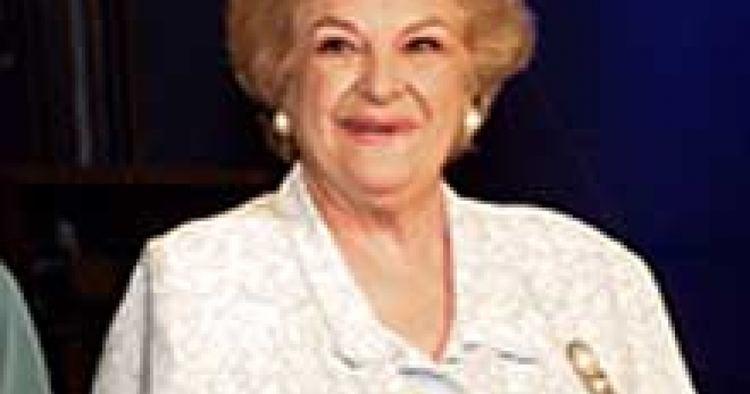 Carmen Montejo Mexico Pays Posthumous Tribute to Actress Carmen Montejo Cuba