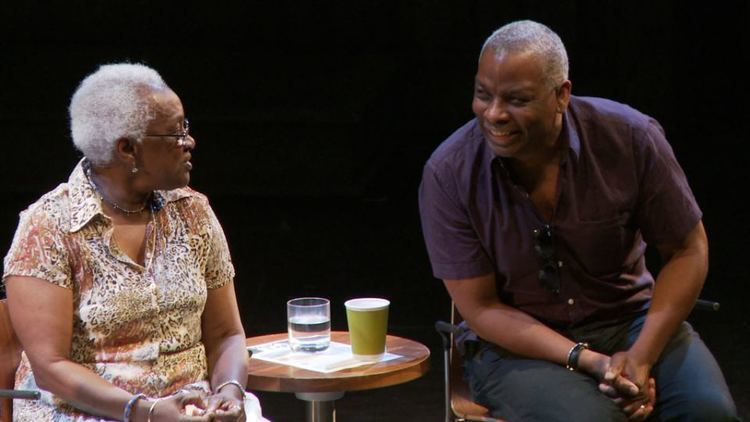Carmen Munroe Carmen Munroe and Don Warrington in conversation