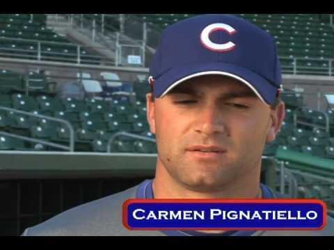 Carmen Pignatiello Chicago Cubs Prospect Carmen Pignatiello YouTube