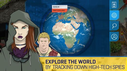 Carmen Sandiego Returns Carmen Sandiego ReturnsA Global Spy Game for Kids on the App Store