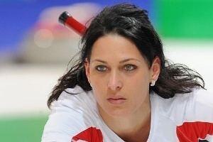 Carmen Schäfer Carmen Schfer Schaefer Switzerland Curling Hot Olympic Girls