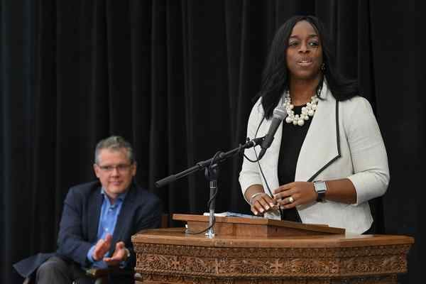 Carmen Twillie Ambar Oberlin College names Carmen Twillie Ambar new president