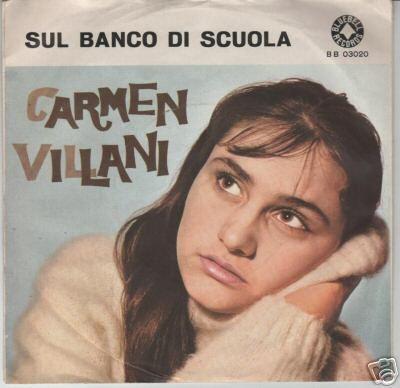 Carmen Villani CARMEN VILLANI x