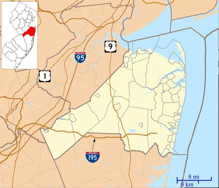 Carmerville, New Jersey