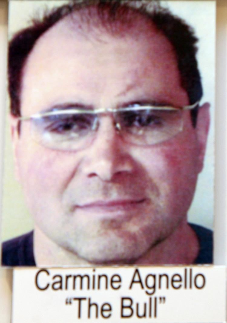 Carmine Agnello Reputed mobster Carmine Agnello arrested in Cleveland NY Daily News