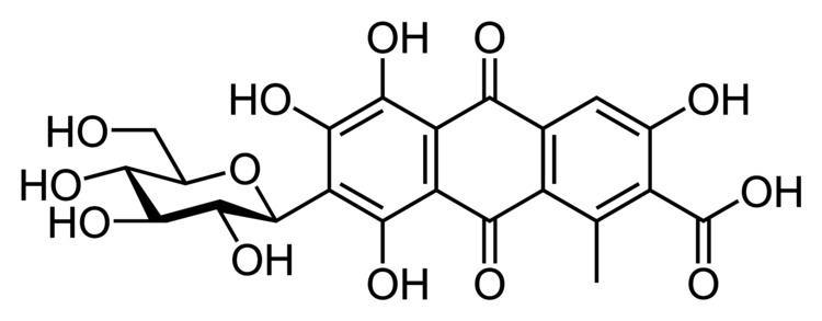 Carminic acid FileCarminic acidsvg Wikimedia Commons