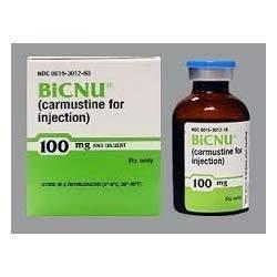 Carmustine Anti Cancer Medicine Carmustine Injection Wholesaler from Mumbai