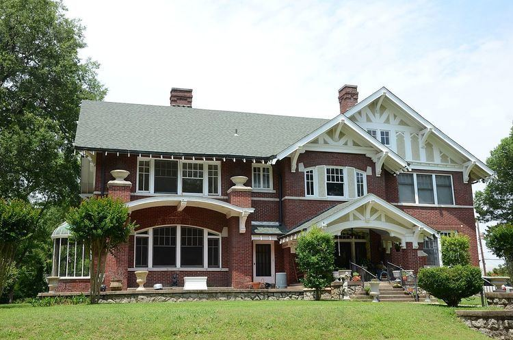 Carnahan House (Pine Bluff, Arkansas)
