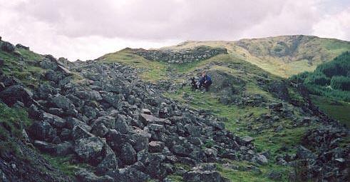 Carndochan Castle Carndochan Castle