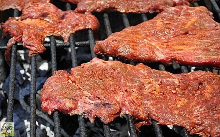 Carne asada Best Carne Asada Marinade recipe ever This Mama Cooks On a Diet