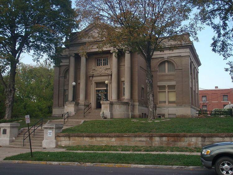 Carnegie Arts Center of Leavenworth, Kansas