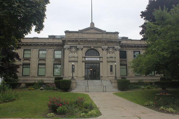 Carnegie Center (Port Huron Museum)