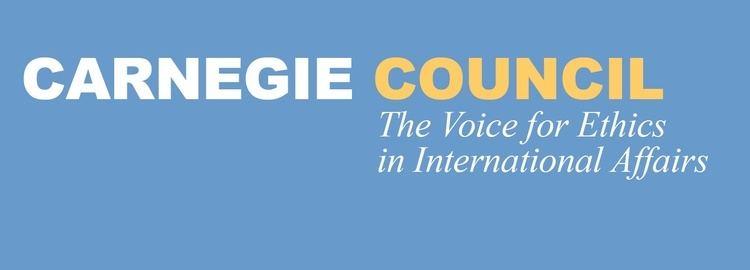 Carnegie Council for Ethics in International Affairs forumnetworkorgmediapartnerlogoscarnegiecou