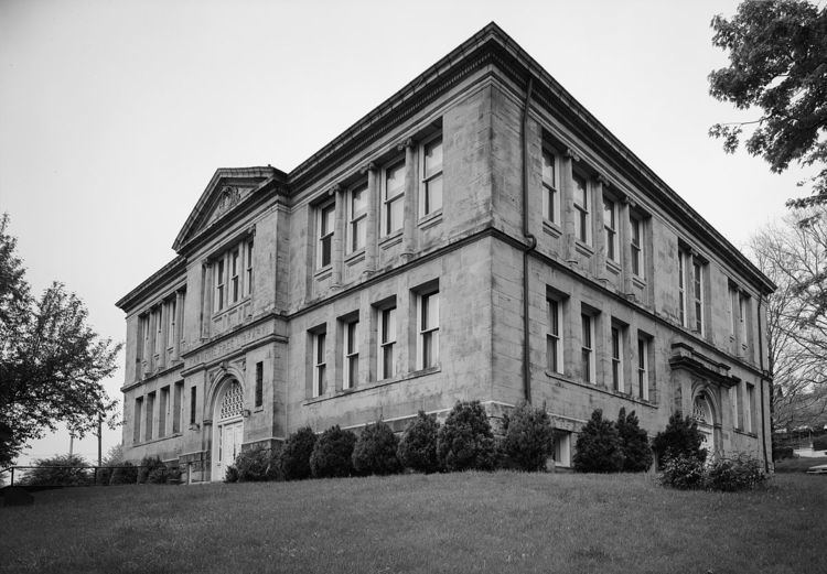 Carnegie Free Library (Connellsville, Pennsylvania)