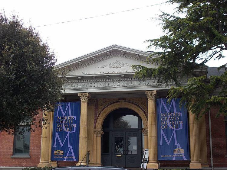 Carnegie Free Library (Eureka, California)