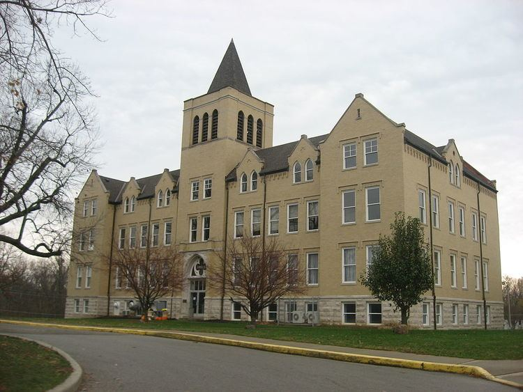 Carnegie Hall of Moores Hill College