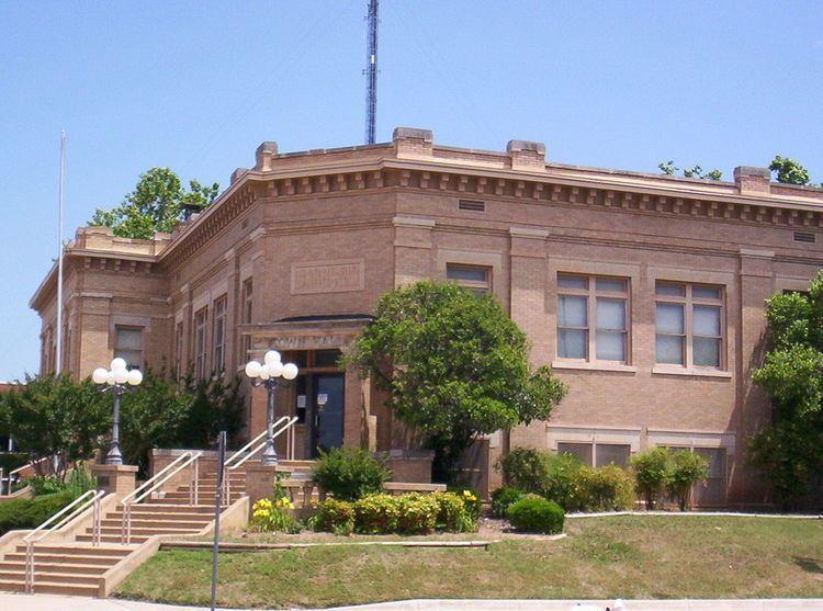 Carnegie Library (Lawton, Oklahoma)