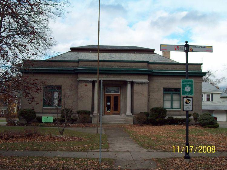 Carnegie Library (North Tonawanda, New York)