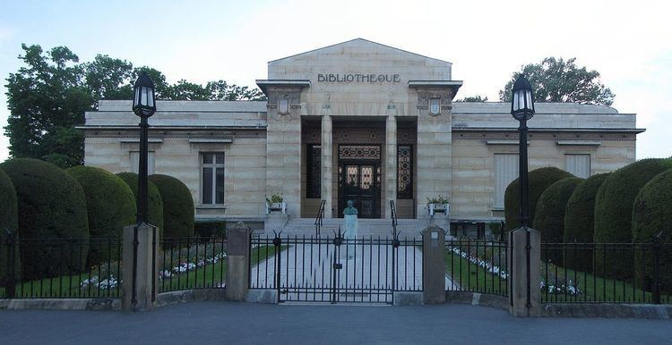 Carnegie Library of Reims