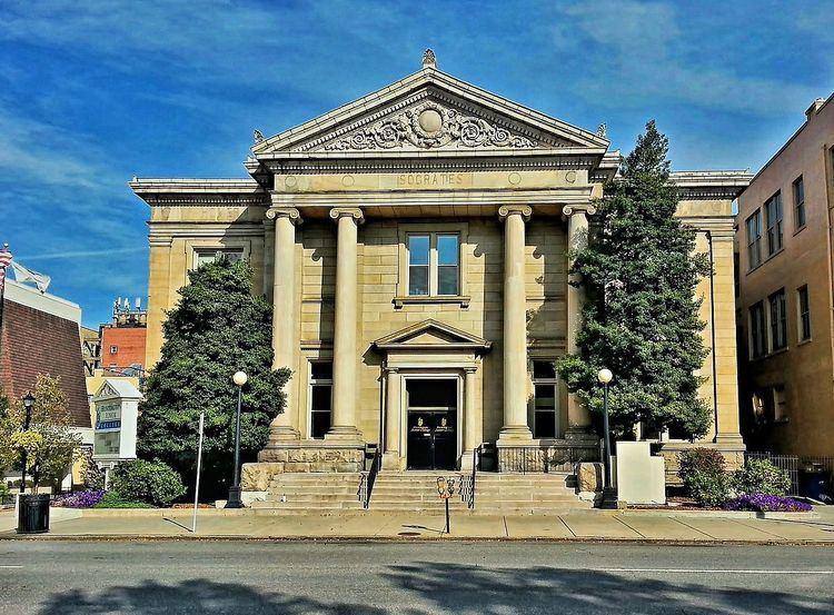 Carnegie Public Library (Huntington, West Virginia)