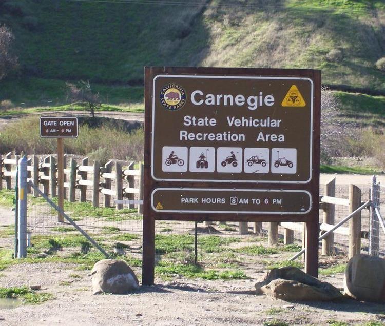 Carnegie State Vehicular Recreation Area theblogofteresacomwpcontentuploads201505Car