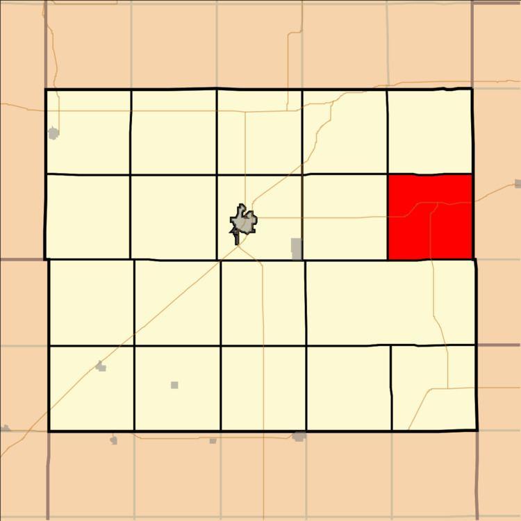Carneiro Township, Ellsworth County, Kansas